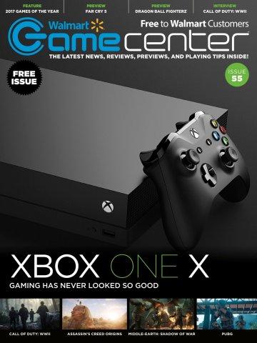 Walmart GameCenter Issue 055