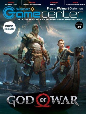 Walmart GameCenter Issue 056