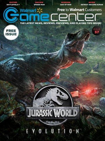 Walmart GameCenter Issue 057
