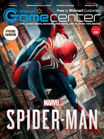 Walmart GameCenter Issue 059