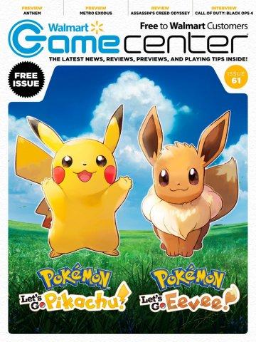 Walmart GameCenter Issue 061