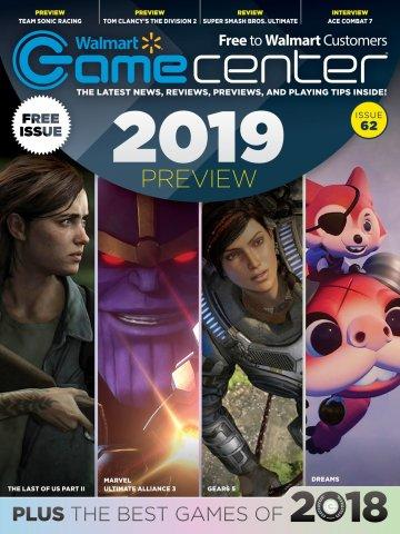 Walmart GameCenter Issue 062