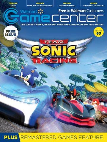 Walmart GameCenter Issue 063