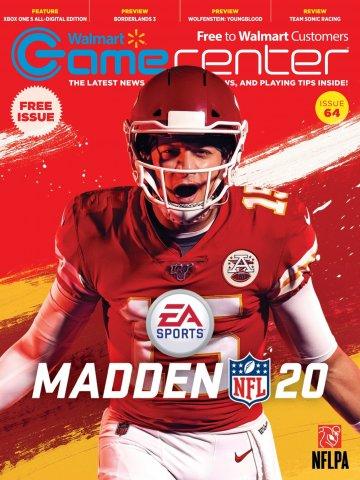 Walmart GameCenter Issue 064