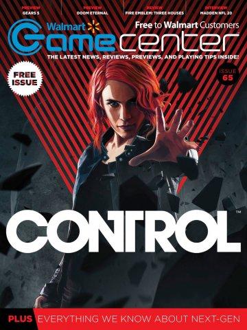 Walmart GameCenter Issue 065