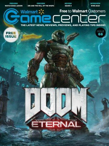Walmart GameCenter Issue 066