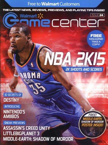Walmart GameCenter Issue 024