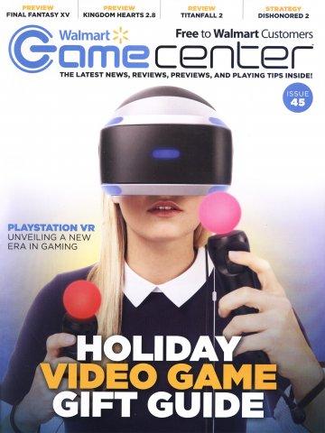 Walmart GameCenter Issue 045