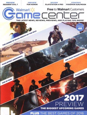 Walmart GameCenter Issue 046