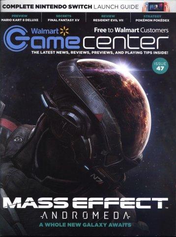 Walmart GameCenter Issue 047