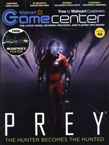 Walmart GameCenter Issue 048