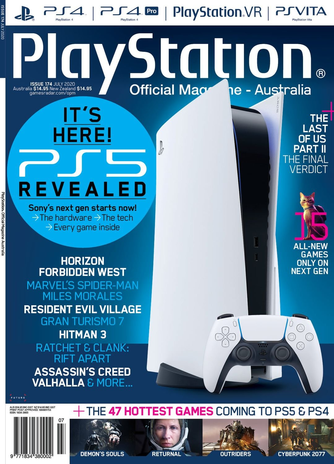 PlayStation Official Magazine Issue 174 (July 2020)