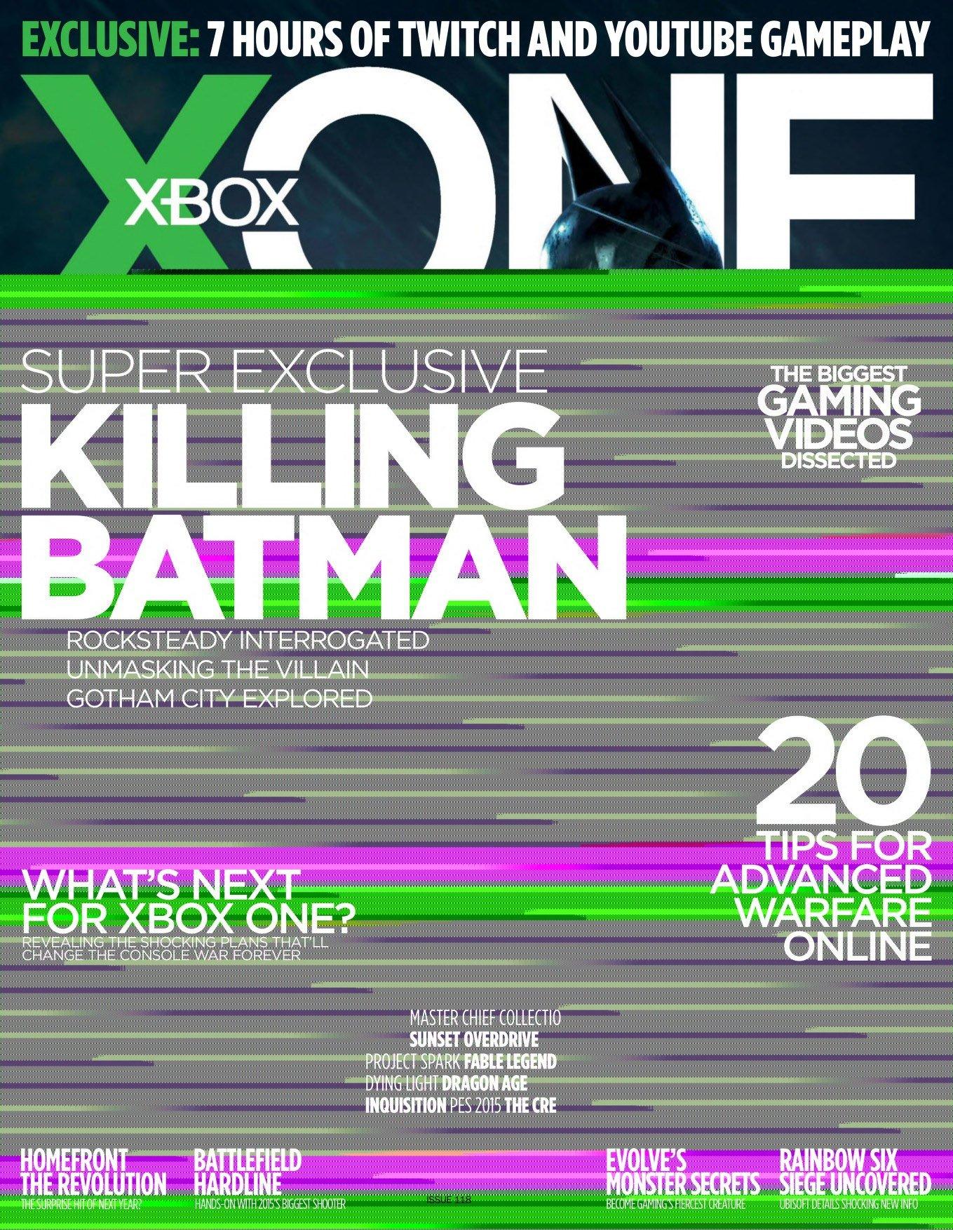 XONE Issue 118 (December 2014)