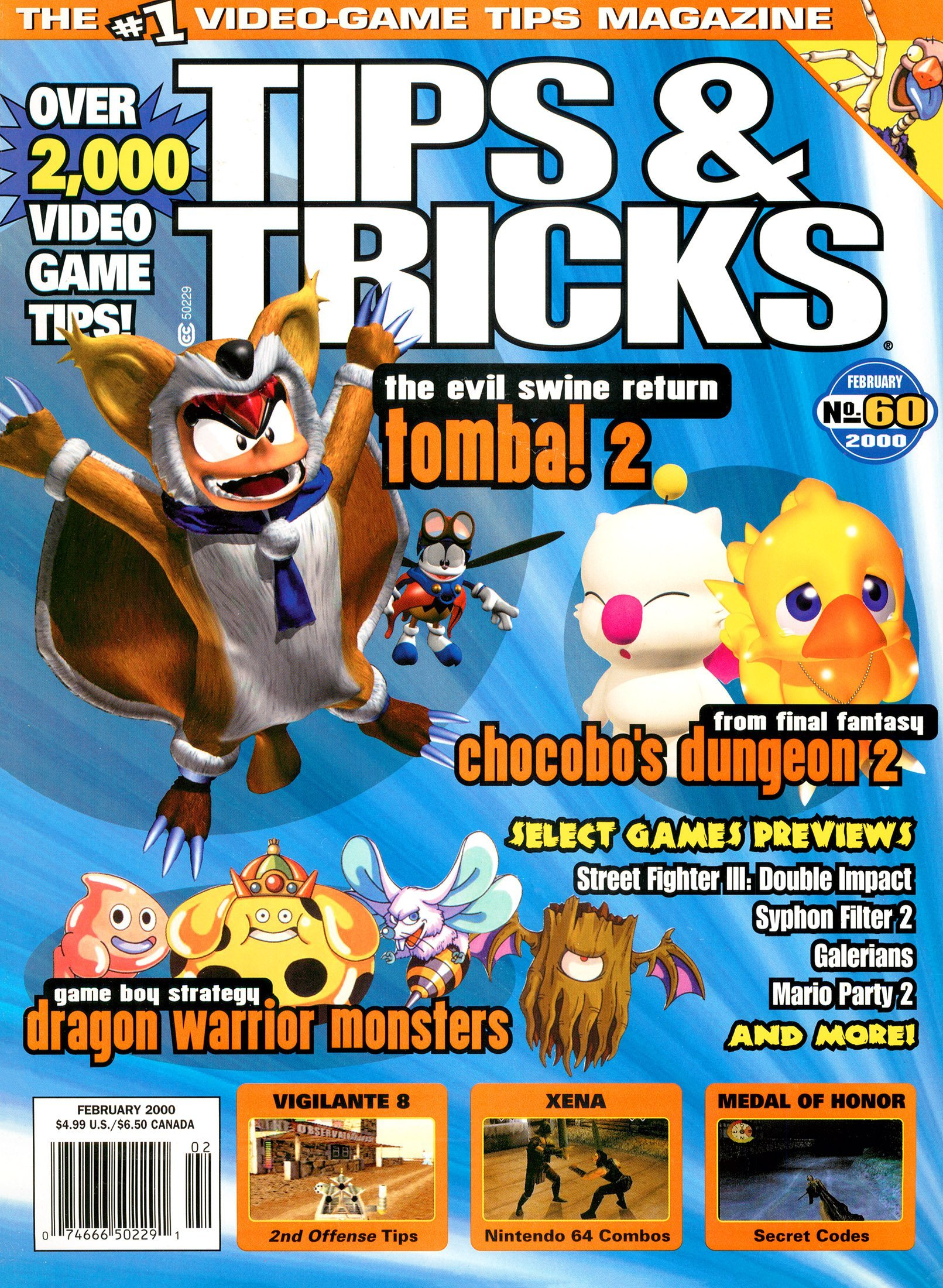 Tips & Tricks Issue 060 (February 2000)