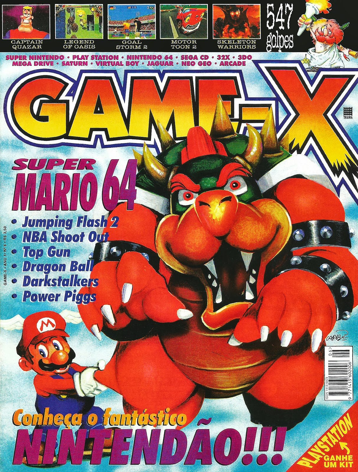 Game-X Issue 06