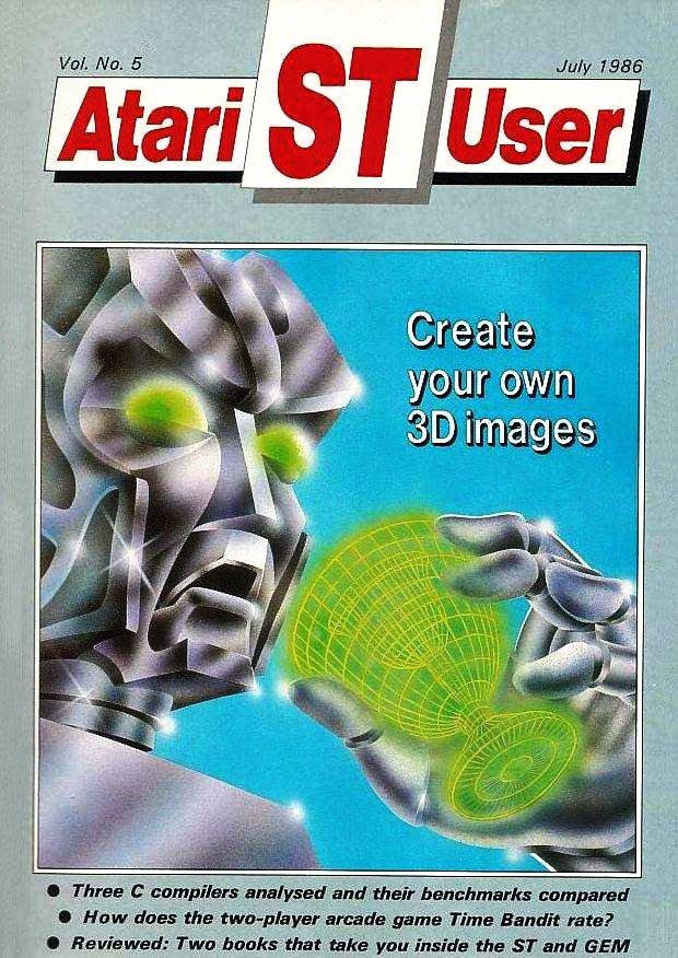 Atari ST User Issue 05 (July 1986)