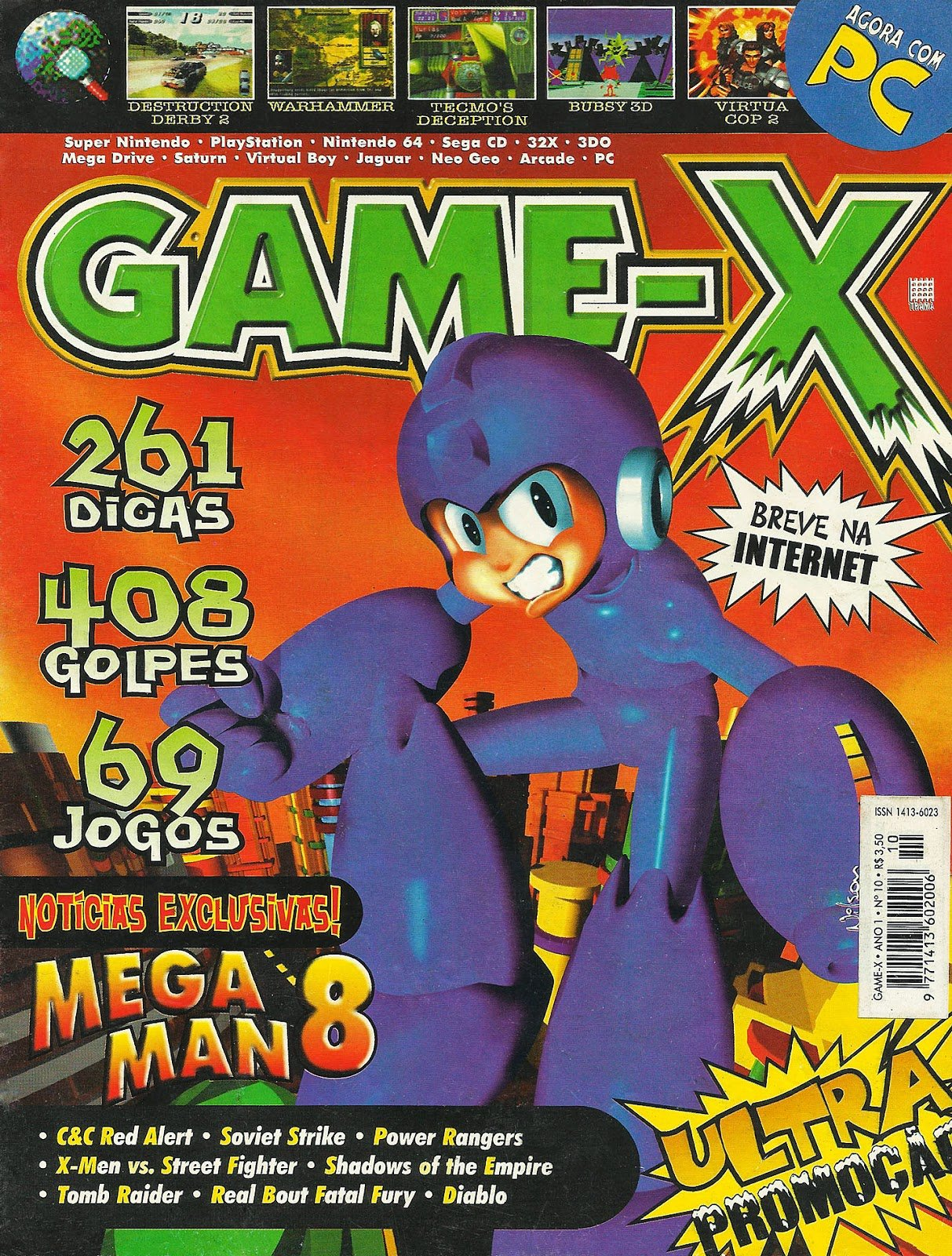 Game-X Issue 10