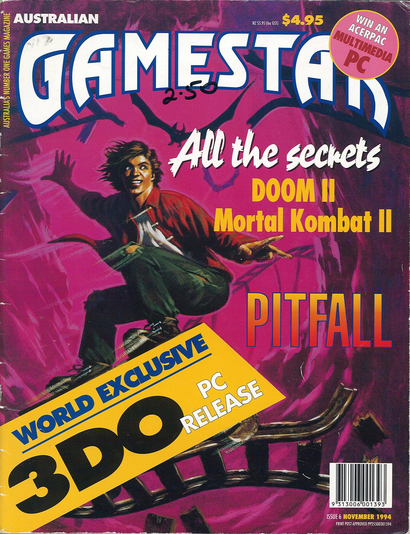 Gamestar 06 (November 1994)