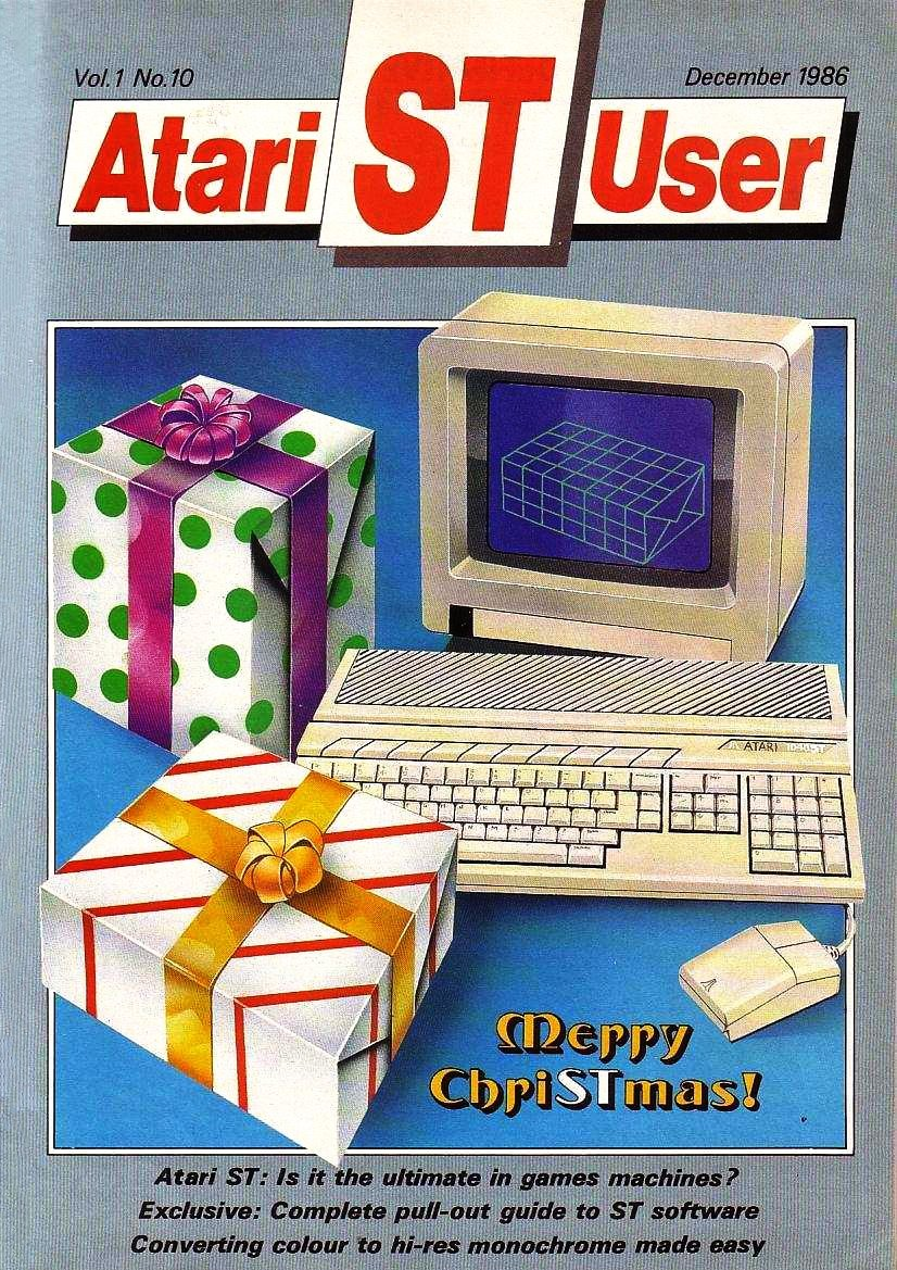 Atari ST User Issue 10 (December 1986)