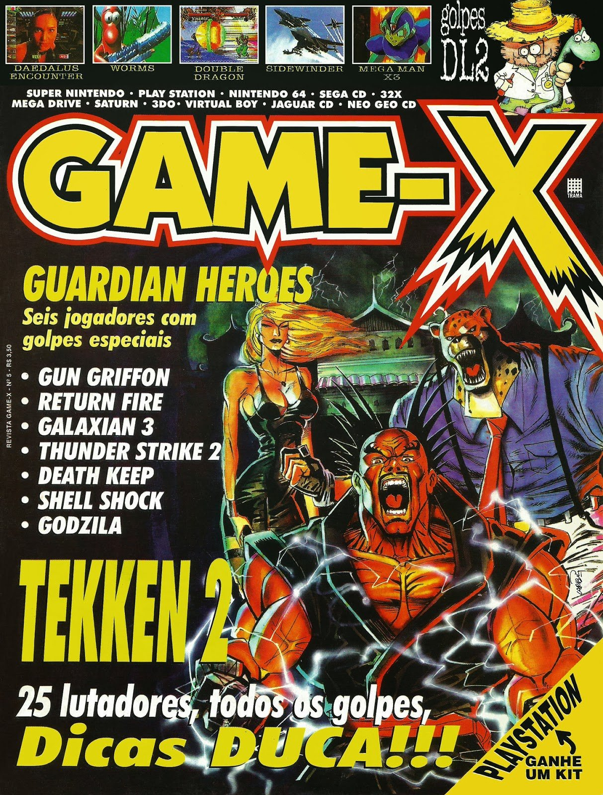 Game-X Issue 05