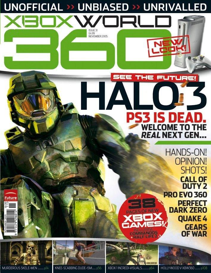 XBox World Issue 031 (November 2005)