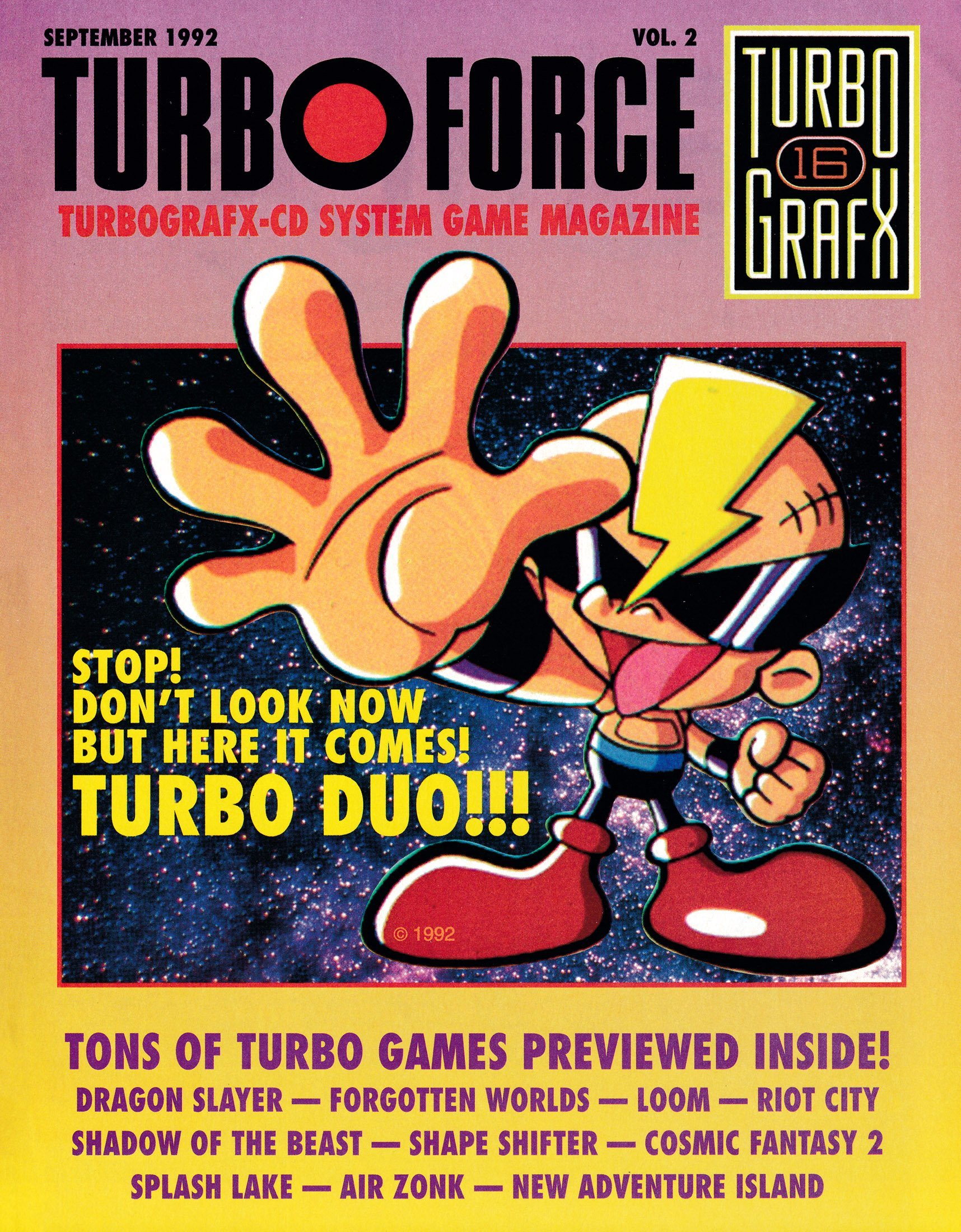 Turbo Force Issue 2