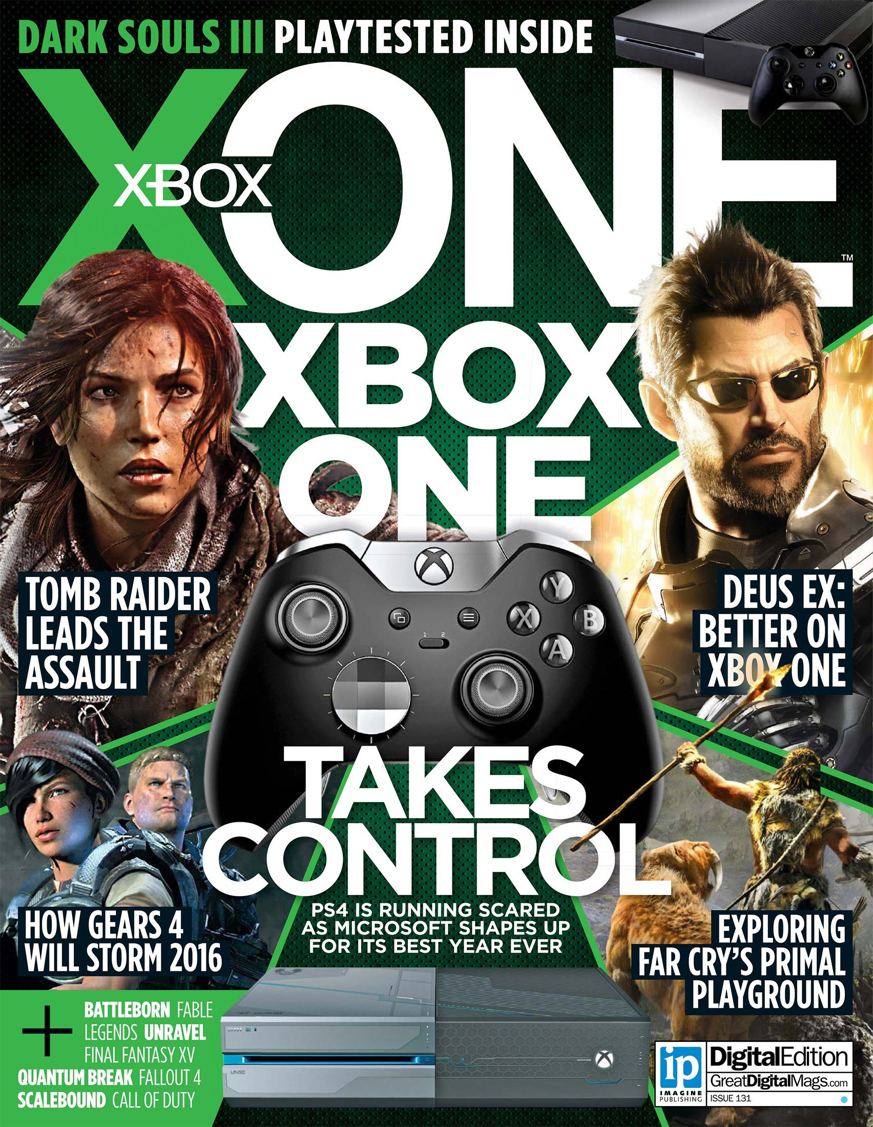 XONE Issue 131 (November 2015)