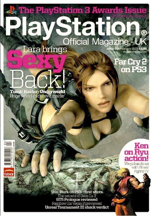 Playstation Official Magazine UK 015 (February 2008)