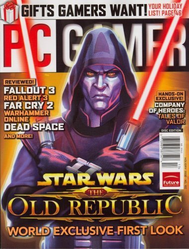 PC Gamer Issue 182 Holiday 2008