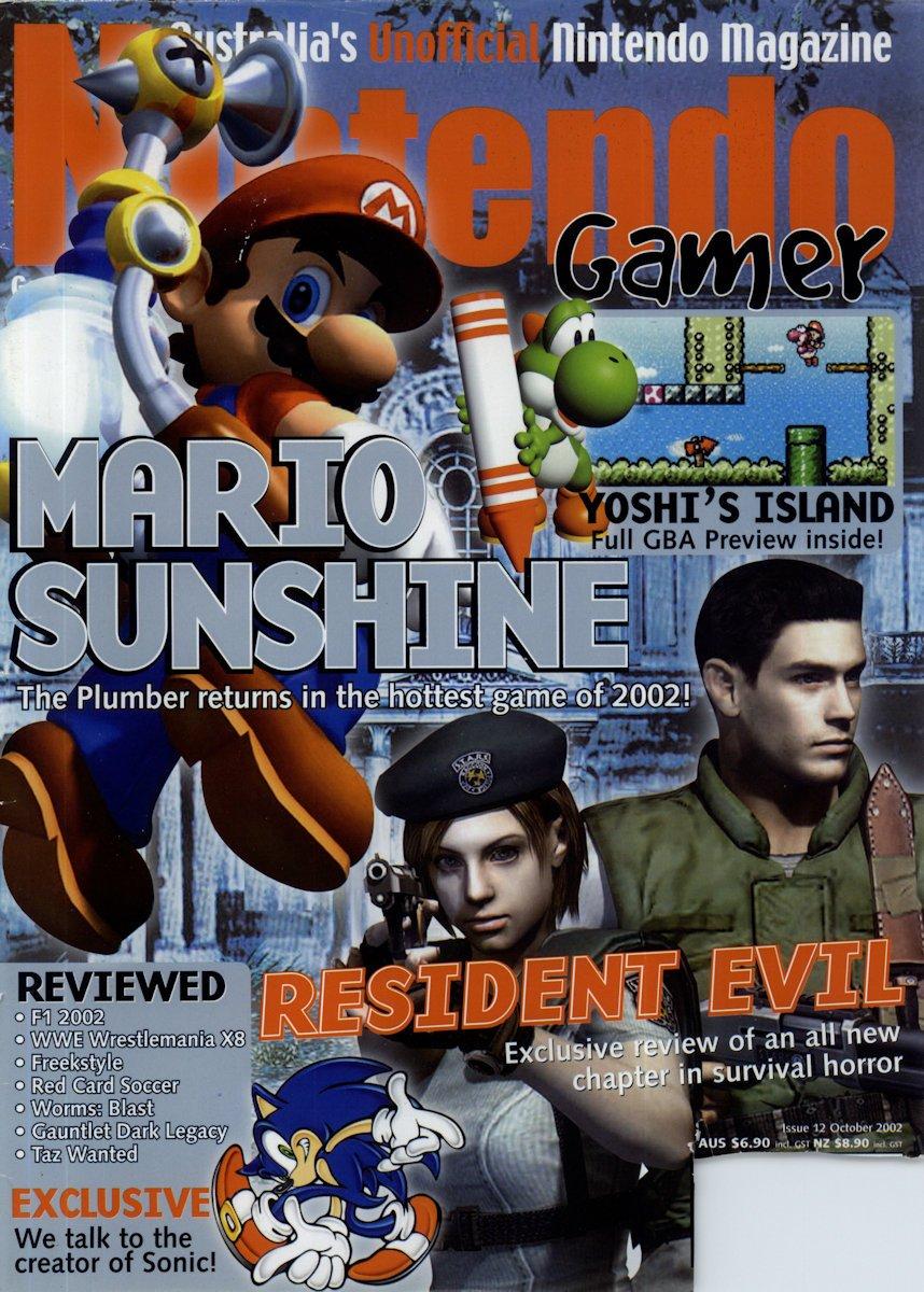 Nintendo Gamer Issue 12 (October 2002)