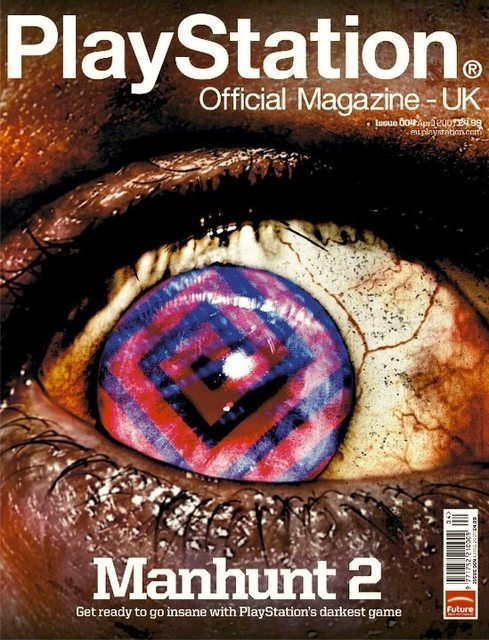 Playstation Official Magazine UK 004 (April 2007)