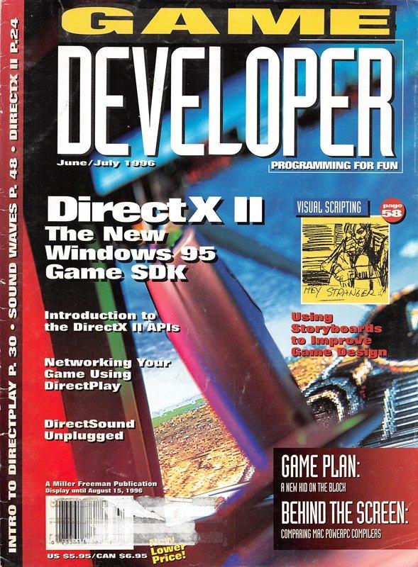Game Developer 013 June/July 1996