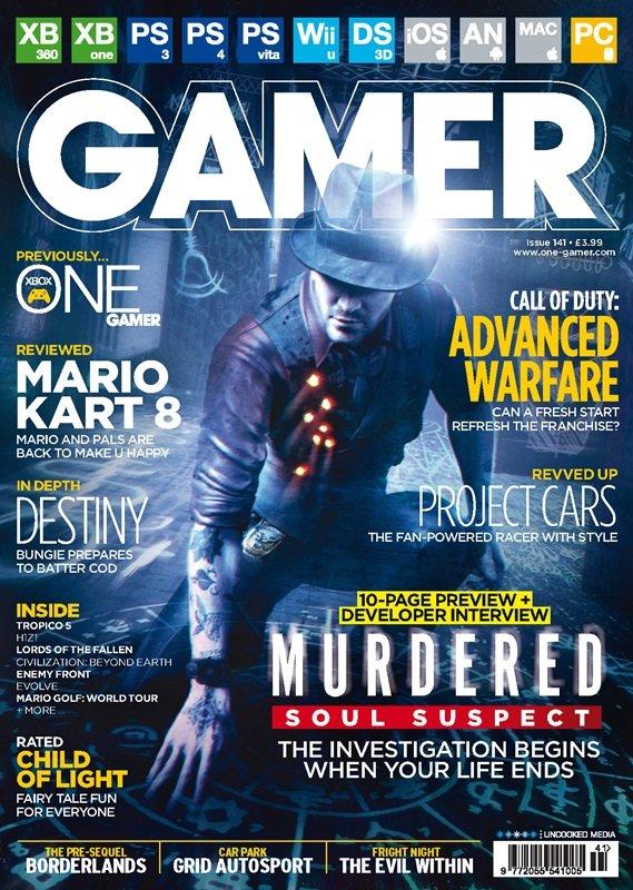 Gamer 141 (June 2014)