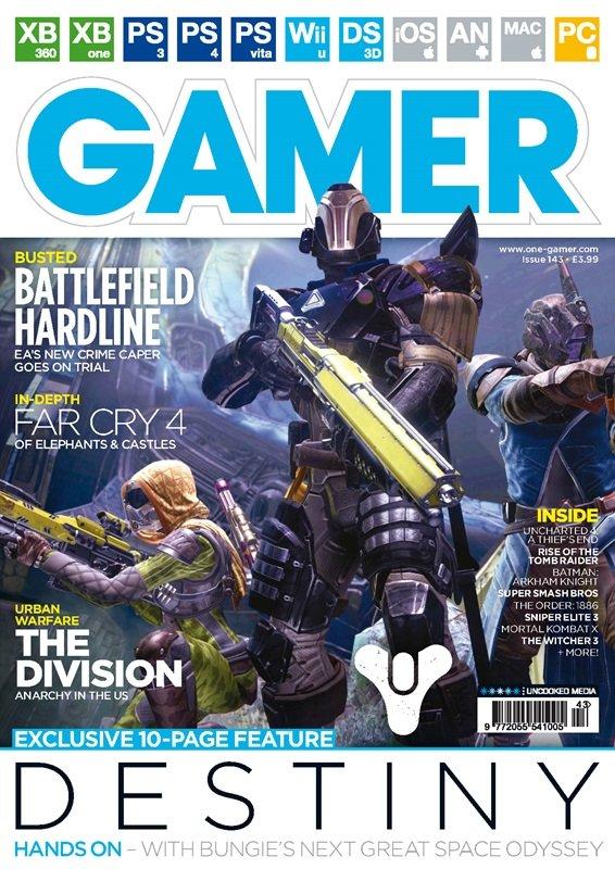 Gamer 143 (August 2014)