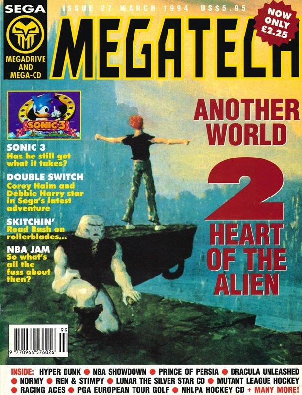 MegaTech 27 (March 1994)