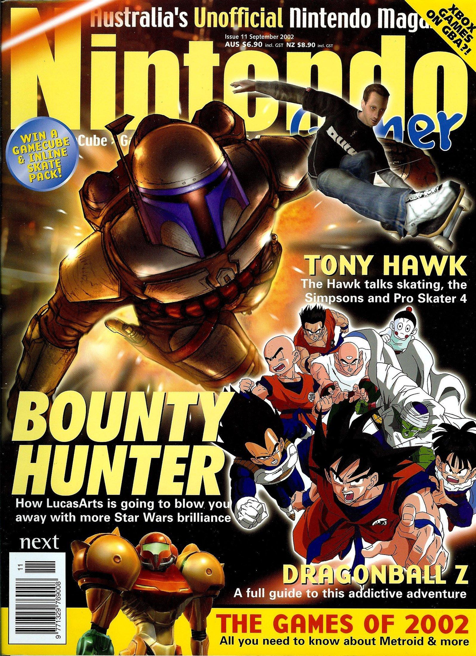 Nintendo Gamer Issue 11 (September 2002)
