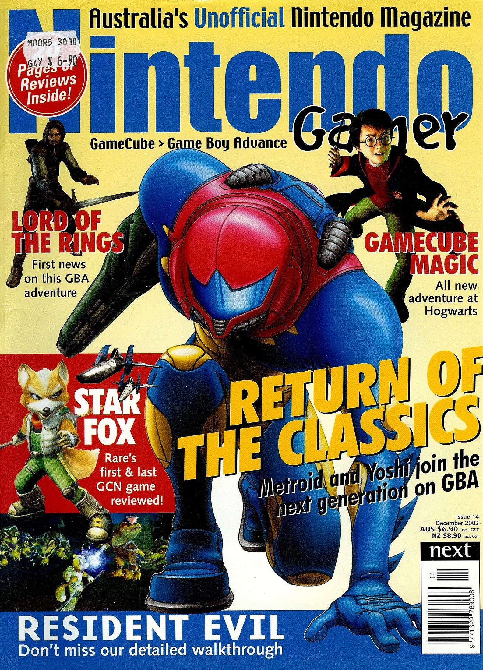 Nintendo Gamer Issue 14 (December 2002)