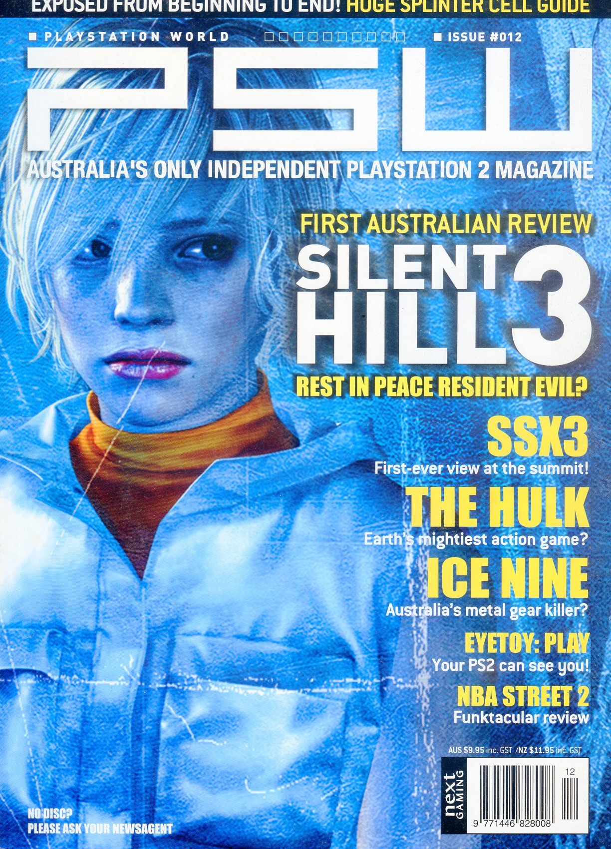 PSW 12 (January 2003)