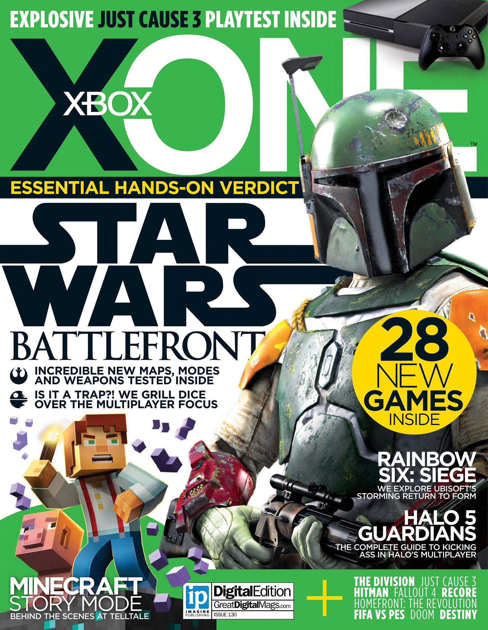 XONE Issue 130 (October 2015)