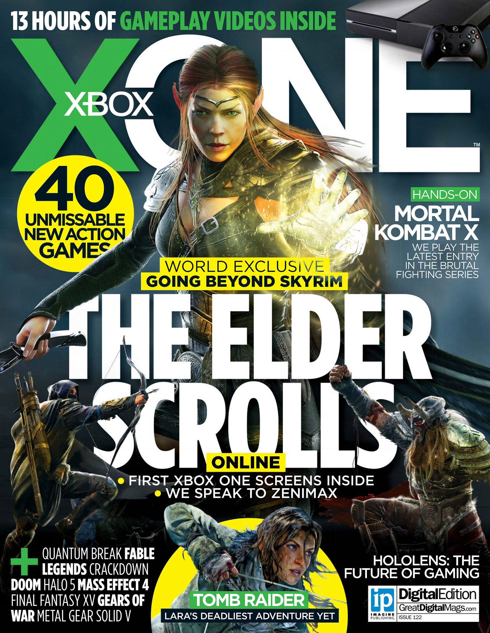 XONE Issue 122 (March 2015)