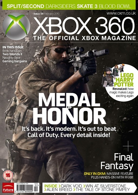 XBOX 360 The Official Magazine Issue 056 February 2010