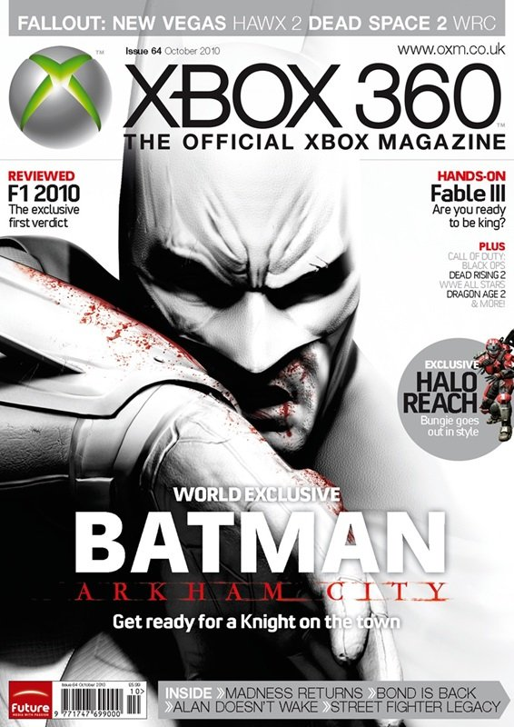 XBOX 360 The Official Magazine Issue 064 October 2010