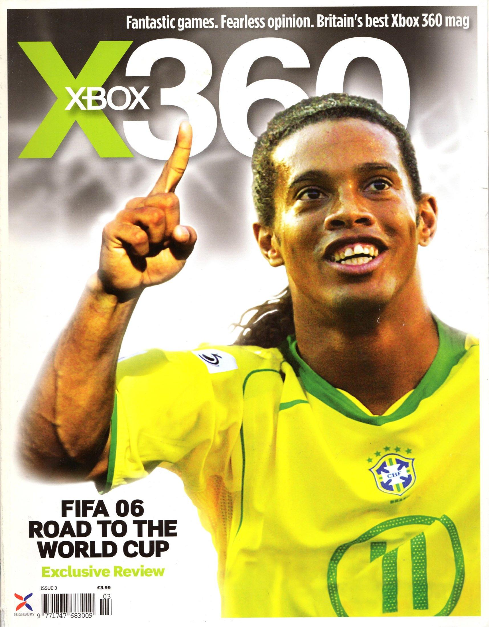 X360 Issue 003 (November 2005)