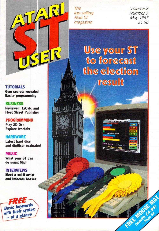 Atari ST User Issue 15 (May 1987)