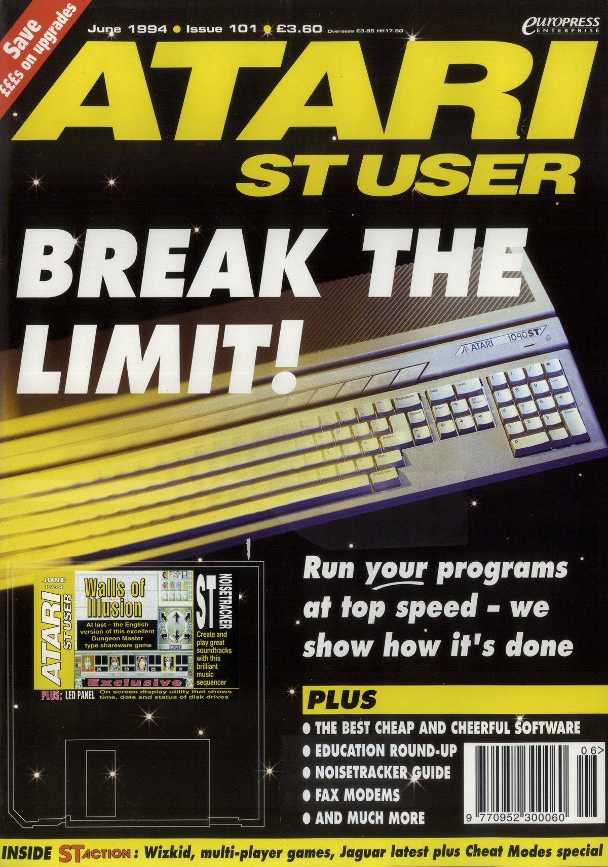 Atari ST User Issue 101 (June 1994)