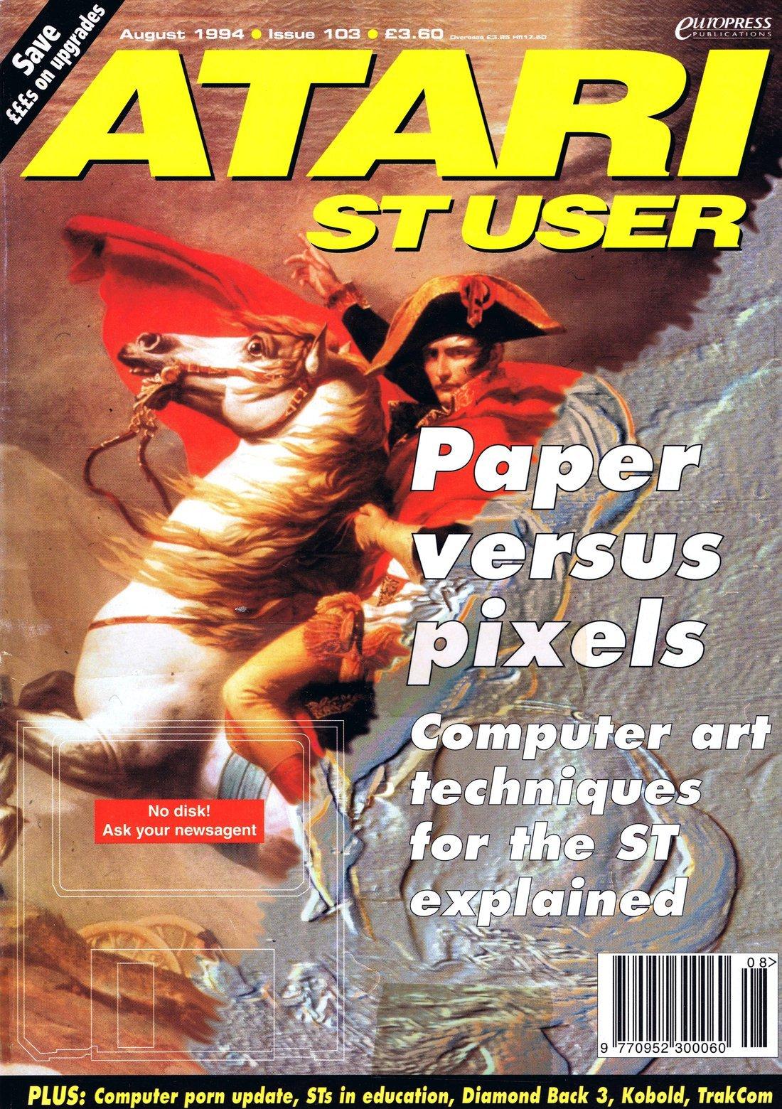Atari ST User Issue 103 (August 1994)