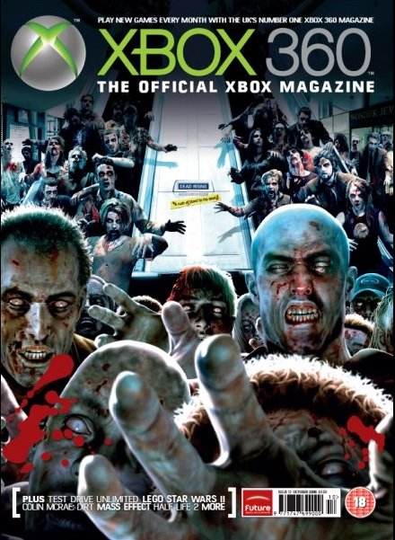 XBOX 360 The Official Magazine Issue 012 October 2006