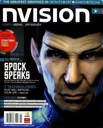 nVision Issue 03 (Winter 2010)