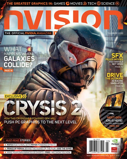 nVision Issue 05 (Summer 2010)