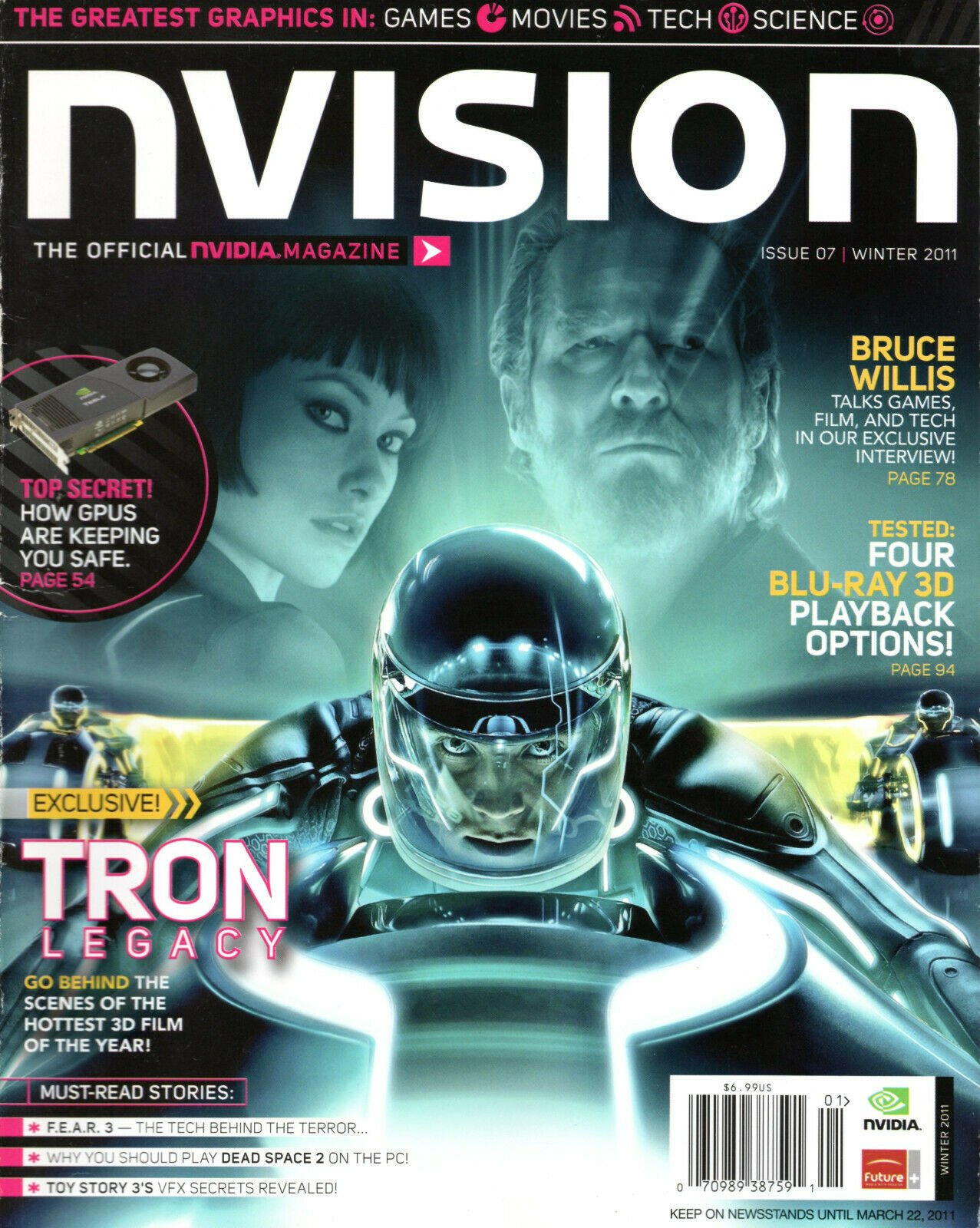 nVision Issue 7 (Winter 2011)
